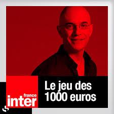 Jeu des 1000 euros