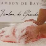 Salage du Jambon de Bayonne