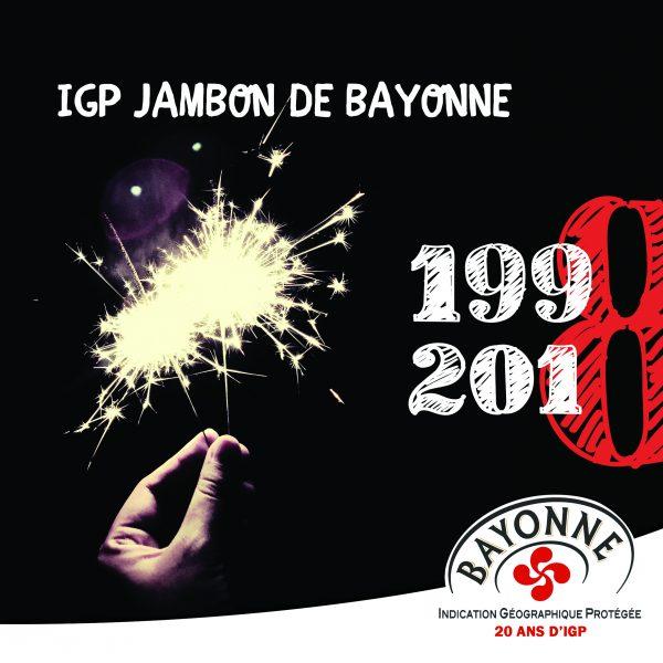 20 ans d'IGP