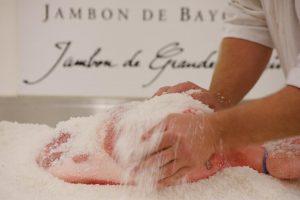 Salage Jambon de Bayonne